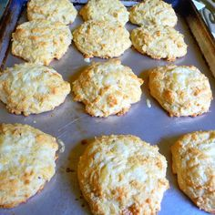 Low Carb Mozzarella Cheese Biscuits