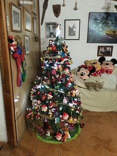 Disney árbol