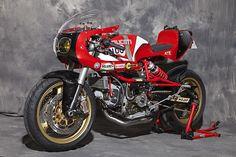 Cafe Racer Ducati Retro 00008