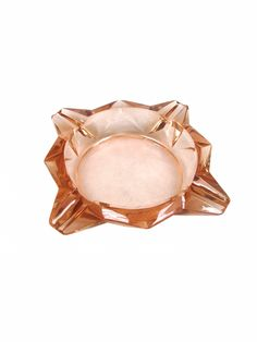 Ashtray, France, Luminarc Verreire D'Arques; http://www.wonderroom.pl/