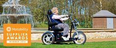 Find out more about the Eden Sportmaster mobility scooter today at http://www.eden-mobility.co.uk/eden-sportmaster.