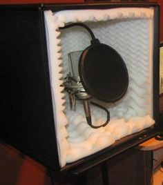 DIY Sound Booth. Full instructions.