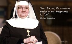 #Lent2015 #MotherAngelica #EWTN #MondayMotivation
