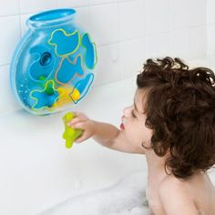 Sort six friendly sea animal squirters into the color-coded fishbowl, then spin to dump them out for water squirting fun! Manufactured by Skip Hop. Shape Sort, Educational Toys For Toddlers, Kiddie Pool, Best Bath, Bath Toys, Baby Store, Toddler Toys, Sorting, Spinning