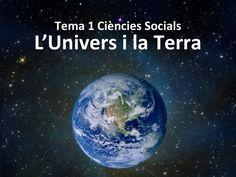 L'Univers i la Terra by jordimuletamengual via slideshare