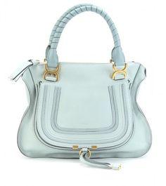 Chloé Marcie Medium Leather Handbag - Polyvore