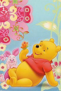 Whinnie pooh - adru - picasa web albums winnie the pooh винн Winne The Pooh, Cute Winnie The Pooh, Winnie The Pooh Quotes, Winnie The Pooh Friends, Disney Phone Wallpaper, Cartoon Wallpaper, Winnie The Pooh Pictures, Disney Frames, Pooh Bear