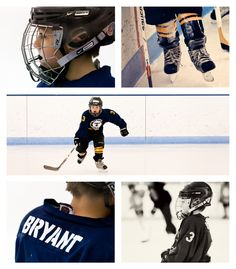 My first storyboard from a fun hockey photo-shoot! Lovin' the MN hockey action.