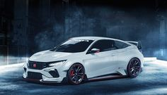 2017 Honda Civic Type R was premiered shown at the New York Auto Show. The model will next to compact versions offer two more: coupe and sedan version. The body of the vehicle is built on a new global platform...Read more