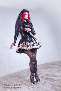 Model / Designer: Anastasia Volodina