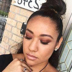 Falllook #makeupbygabriela #fallinspired #velveteyes