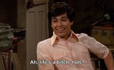 Memes funny life thoughts Ideas for 2019 Motivacional Quotes, Film Quotes, Mood Quotes, Funny Quotes From Movies, 80s Movie Quotes, Funny Movie Scenes, Qoutes, That 70s Show Quotes, Thats 70 Show