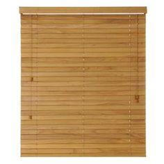 Persiana Horizontal de Bambu 50mm Mel