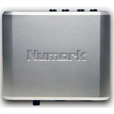 Numark DJ I/O audio interface