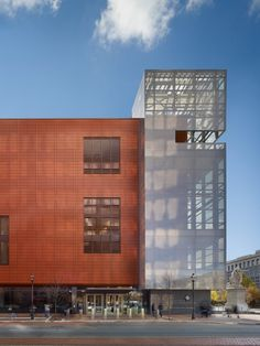 National Museum of American Jewish History Terracotta Rainscreen - Shildan Terracotta Rainscreen Facade