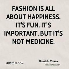 Donatella Versace Quotes   QuoteHD