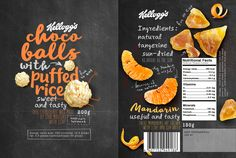 This Kellogg's Fruit Chips Concept will Get You Ready to Snack — The Dieline | Packaging & Branding Design & Innovation News