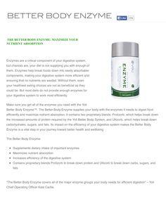 Yoli Enzyme