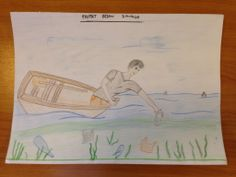 Zathmath Nisa Moosa - Age 12 Drawing Competition, Ocean Day, Marine Conservation, Oceans Of The World, Age, Drawings, School, Sketches, Drawing