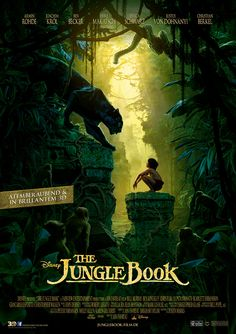 Verlosung zum Kinostart von The Jungle Book