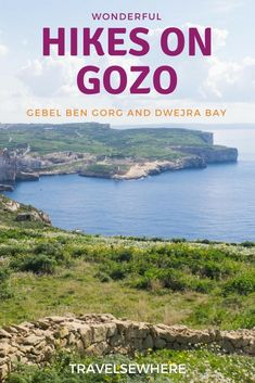 The Island of Gozo in Malta is blessed with beautiful rural landscapes and striking geological features, ideal for those looking to hike. Here are just 4 wonderful Hikes on Gozo including Gebel Ben Gorg and Dwejra Bay via @travelsewhere