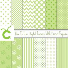 Ken's Kreations: HOW TO USE DIGITAL PAPERS IN CRICUT DESIGN SPACE
