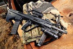 The Steyr AUG/A3 NATO 5.56mm is the definitive combat bullpup. Tactical-Life.com tests the latest 5.56mm from Steyr Arms. - Page 2