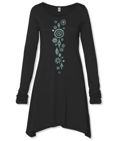 Baubles Organic Cotton Tunic Top