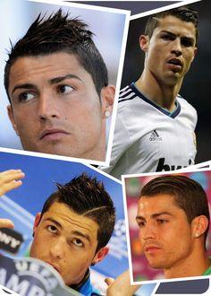 Cristiano Ronaldo styles
