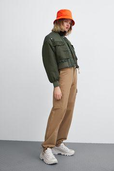327cac7b 13 Best Zara bomber jacket images | Jacket, Bomber jackets, Floral ...