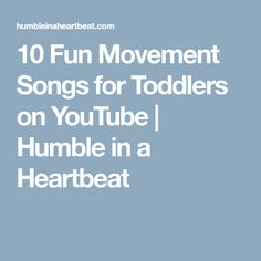 Need a perfect solution to help children get their energy or wiggles out? These are my tried and true best movement and action songs for children! Toddler Dance, Toddler Fun, Toddler Storytime, Preschool Activities, Indoor Activities, Kids Songs With Actions, Songs For Toddlers, Nursery Songs, Action Songs