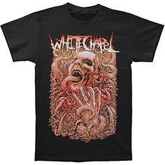 Whitechapel Men's Invaders T-shirt #whitechapel #deathcore