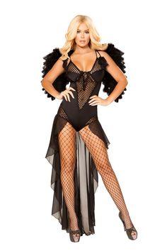 Roma Costume 4867 Midnight Angel Costume