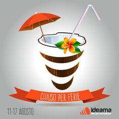 Advertising ideama's logo