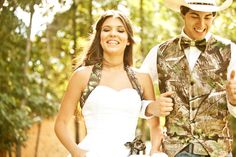Realtree Camo Wedding - Show Your Passion