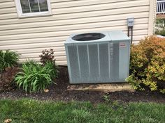 Do you have something to hide or just need some privacy? This screen will be the envy of the neighborhood!  I have this ugly air conditioning unit at the side o…