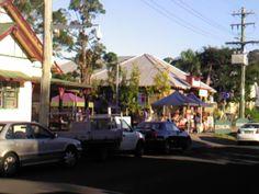 Nimbin pretty little town - hippieville