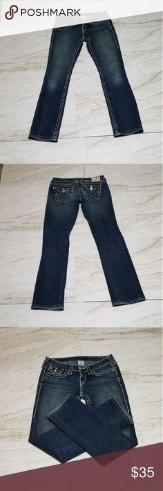ccc8ff493 True Religion Billy Big T Jeans True Religion Billy Big T Jean s Size  26  Measurements