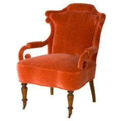 Antique Napoleon III Armchair