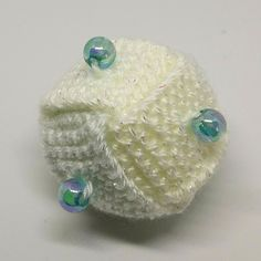 Ravelry: Borromean Baubles pattern by Woolly Thoughts Small Gifts, Ravelry, Thoughts, Knitting, How To Make, Pattern, Little Gifts, Tricot, Stocking Stuffers