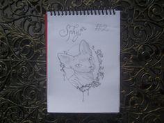 Sphynx by me! ;)