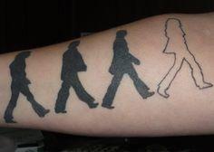 My Beatles Tattoo