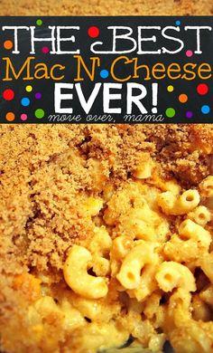 The Best Mac N' Cheese, Ever! Move Over, Mama! – Simply Taralynn Macaroni N Cheese Recipe, Mac Cheese, Cheese Recipes, Food Network Recipes, Cooking Recipes, Cooking Pork, Great Recipes, Favorite Recipes, Best Mac And Cheese