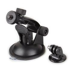 Universal Saugerhalter + Stativ Adapter Tripod Mount für Kamera GoPro Hero 3/2/1: Amazon.de: Sport & Freizeit