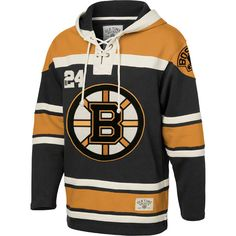 Boston Bruins Black Old Time Hockey Lace Up Jersey Hooded Sweatshirt http://www.newenglandusa.com/Boston-Bruins/boston-bruins-pro-shop.php