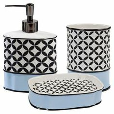3-Piece Madrid Bath Accessory Set at Joss and Main