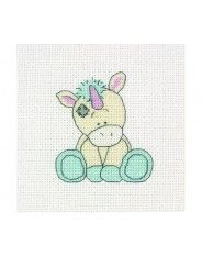 Anchor Tatty Teddy and my Blue Nose Friends - Legend Cross Stitch Kit