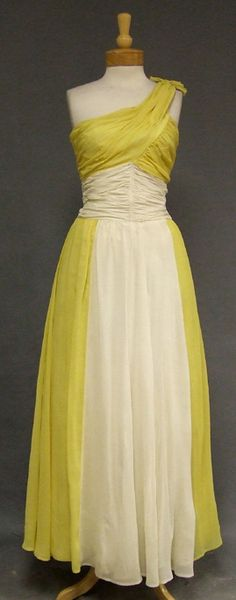 wish I had gotten this before it sold! this has always been my go to site for vintage gowns