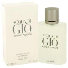 50 bucks Acqua Di Gio by Giorgio Armani Cologne Men edt 3.4 oz NEW IN BOX #GiorgioArmani