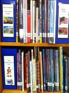 Dewey Lite: Shelf Signs (Part 1)